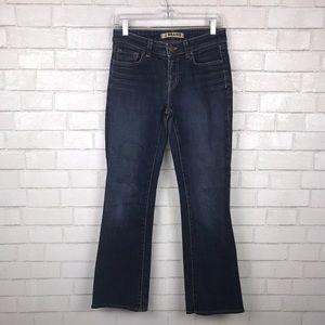 J Brand Scarlett Bootcut Jeans 29 V2039